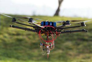 MUPPette – летающий 3D принтер, который построит дома