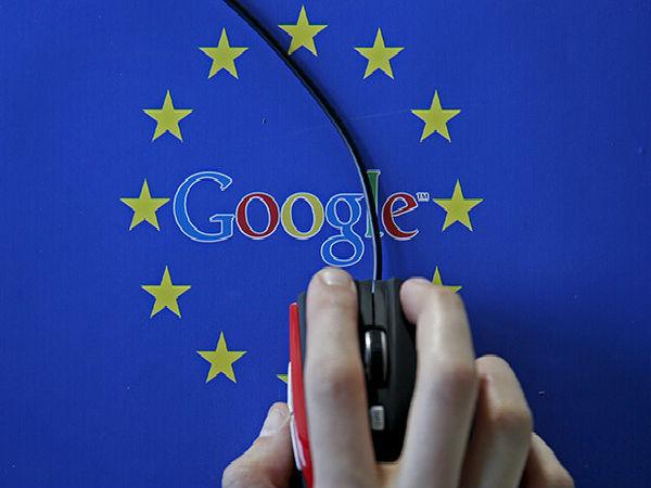 Google обвинили в нарушении антимонопольного законодательства в ЕС