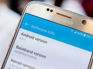 Samsung выпускает внеплановое обновление системы для Galaxy S7 и Galaxy S7 edge