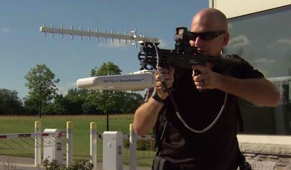 Против дронов будут использовать специальные винтовки