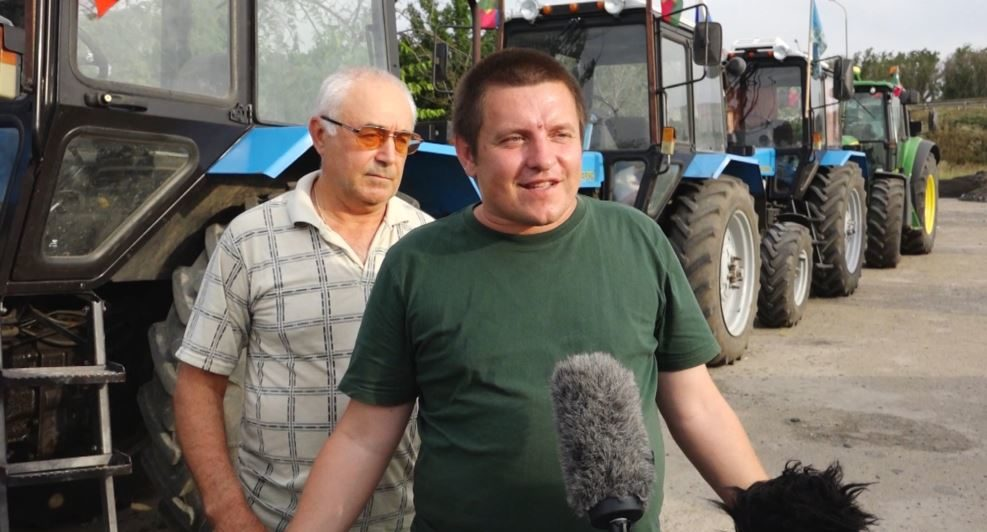 Неудавшимся маршем тракторов на столицу фермерам удалось привлечь внимание к своим проблемам