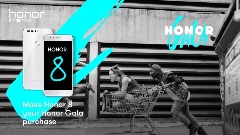Honor запускает крупнейшую глобальную промо-акцию по всему миру