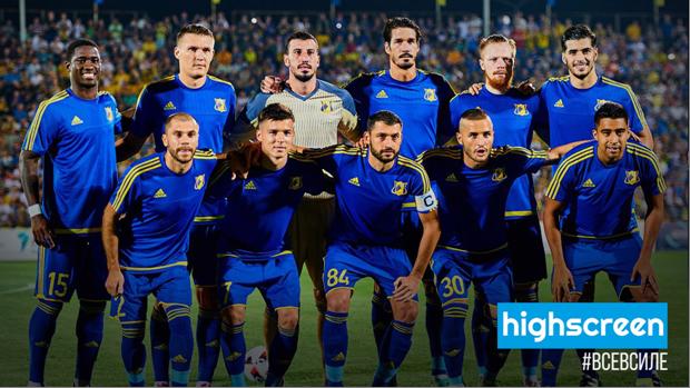 Highscreen заключил с  ФК «Ростов» договор о сотрудничестве до 2017 года