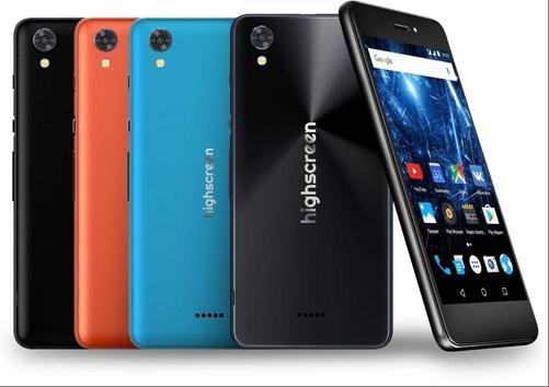 Бренд Highscreen сообщил о том, что выпустил смартфоны RAZAR и RAZAR Pro
