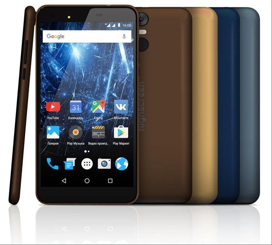 Компания Highscreen представила новинки Highscreen Easy XL / Easy XL Pro