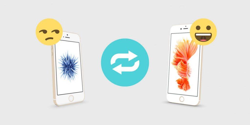 Жители РФ могут обменять в «М.Видео» старые смартфоны на новые