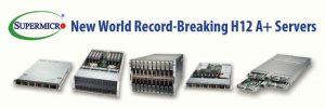 Продукты Supermicro стали мировыми рекордсменами производительности 27 раз