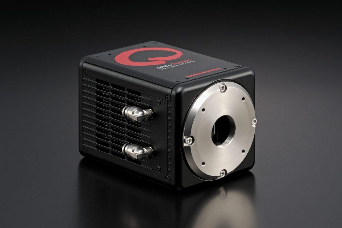 Hamamatsu презентовала новую камеру sCMOS – ORCA-Fusion BT