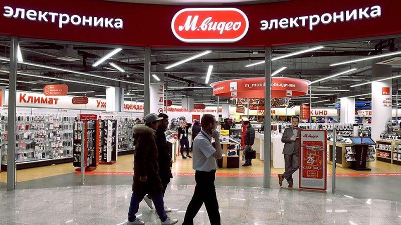 Компания «М.Видео-Эльдорадо» констатировала в апреле рост продаж ноутбуков в России почти на 70%