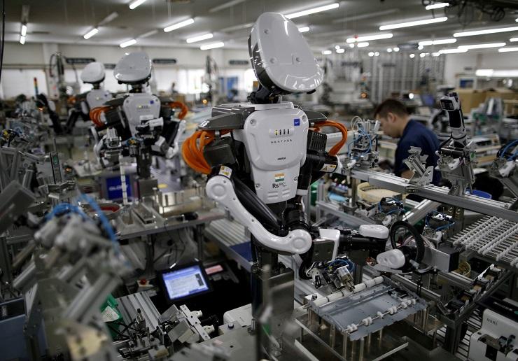 Эра роботизации в экономике