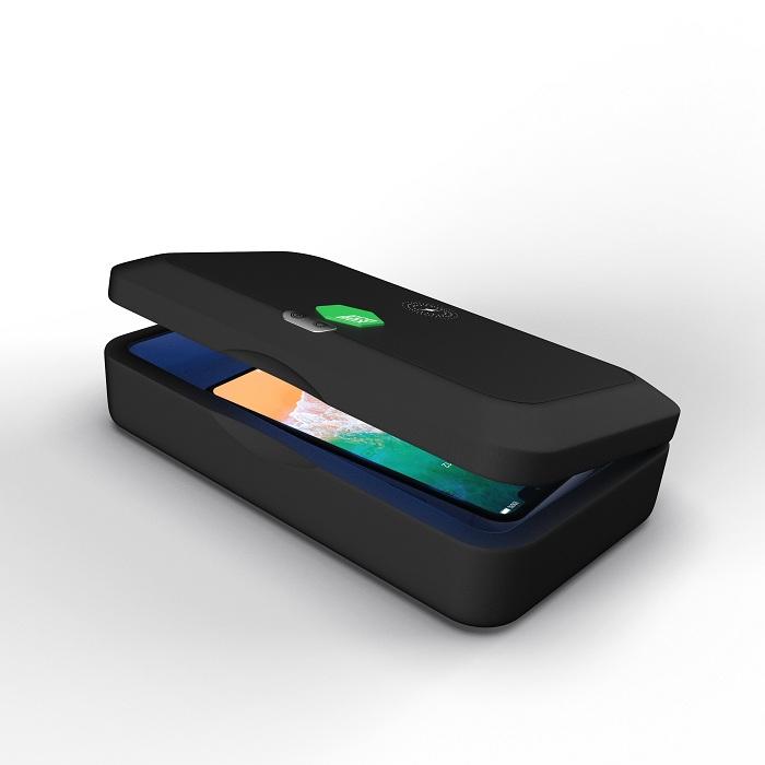 На российском рынке появились скоростные ультрафиолетовые стерилизаторы для смартфонов
