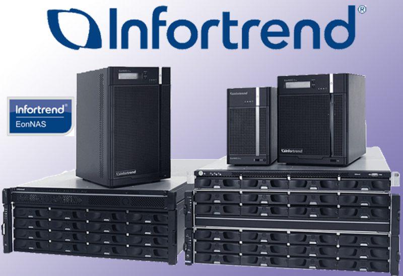 Производительность EonStor CS за счет внедрения SSD-кэширования повышает Infortrend