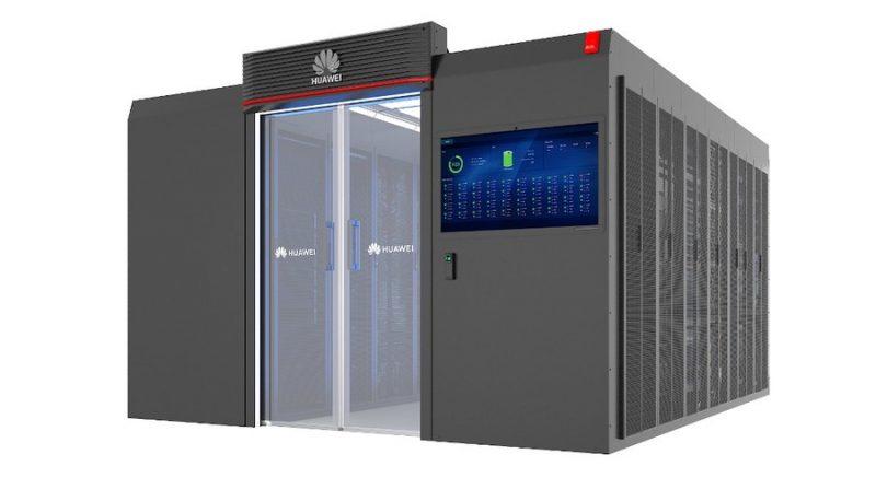 Smart Modular Data Center 5.0 от Huawei – новый шаг на пути к цифровизации энергетики