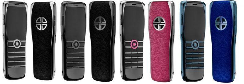 XOR анонсировала премиальную линейку мобильных телефонов XOR TITANIUM