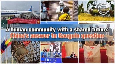 CGTN: Сообщество единой судьбы человечества — ответ Китая на вопросы Гогена