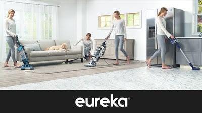 Eureka — лидер в преобразовании технологий домашней уборки