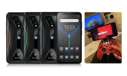 Blackview выпускает флагманы-2021: игровой телефон BL5000 и TWS-наушники AirBuds 5 Pro