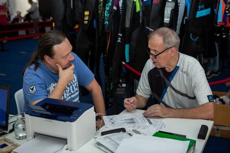 На соревнованиях в Лужниках спортсменов проверили на уникальном диагностическом комплексе «Симона»