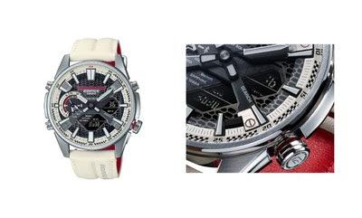 Новые часы Casio EDIFICE в сотрудничестве с Honda Racing
