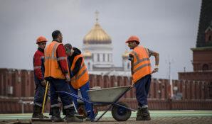 За январь-сентябрь трудовые мигранты пополнили московский бюджет на 13 миллиардов рублей