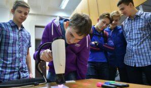 В МЭИ провели квест «Ночь техники» для учащихся инженерных классов