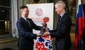 В Париже открылись «Русские сезоны»
