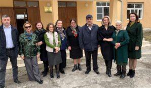 В абхазских селах открылись сразу несколько отделений Всемирного абхазо-абазинского конгресса