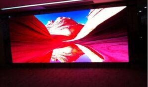 Дисплеи линейки VN Series представила на ISE 2020 компания Absen