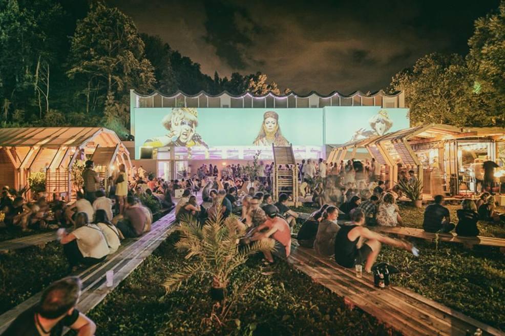 Poolbarfestival