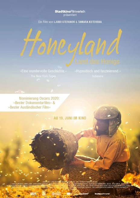 Honeyland_plakat