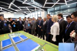 Haier ввел в эксплуатацию первый объект Индустриального парка в городе Набережные Челны
