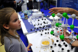 В Москве состоялся IX Всероссийский фестиваль науки NAUKA 0+