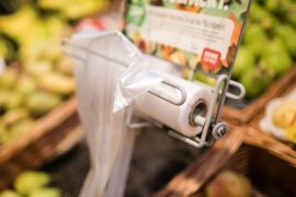 Роспотребнадзор предложил отказаться от пластиковых пакетов в России