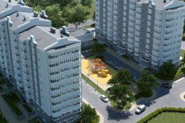 Жилой комплекс «Лесной» в Севастополе