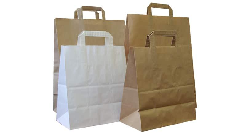 Бумажные пакеты оказались опасны для экологии не меньше пластиковых