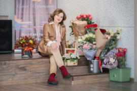 15 ноября состоялось торжественное открытие художественной выставки уникального автора и популярного психолога Инны Кирюшиной