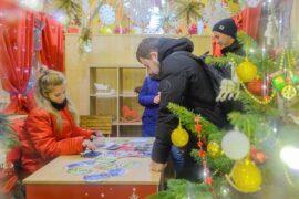 В рамках московского фестиваля «Путешествие в Рождество» пройдут благотворительные акции