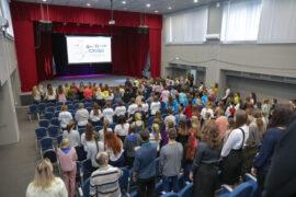 В Серпухове завершился Первый фестиваль обучающихся профессиональных образовательных организаций «Арт-Профи Слово»