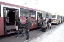 Общественный транспорт Омска переведут на газ в рамках экологического проекта