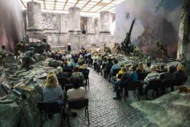 Андрей Зинин прокомментировал реализацию в столице проекта «Фронтовые театры в годы Великой Отечественной войны»