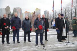 Михаил Романов отдал долг памяти павшим воинам-интернационалистам