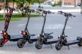 Хотите быстро и экономично передвигаться по городу? Выбирайте Электросамокат от бренда Ultron!