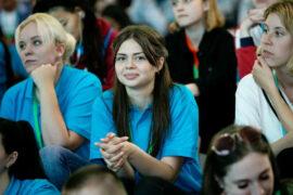 Наталья Сергунина рассказала о том, что в Москве пройдет образовательная программа для волонтеров «Включайся!»