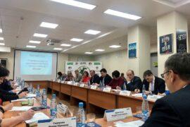 Новосибирская «Балтика» стала участником круглого стола «Реформирование законодательства и экологические тренды»