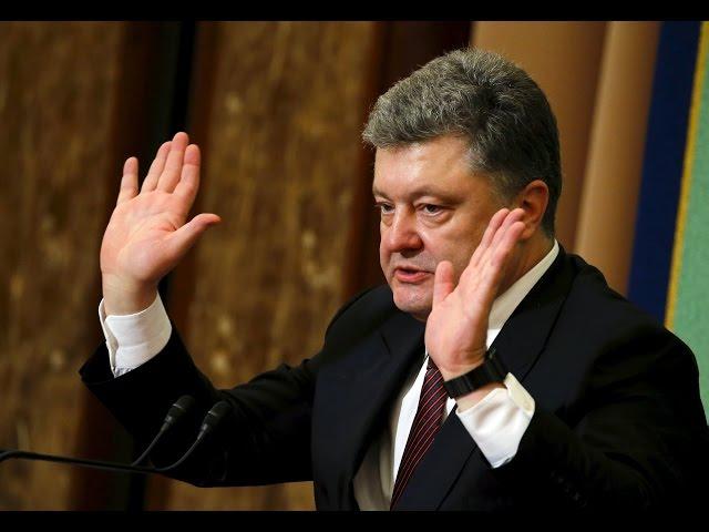 В борьбе с короновирусом украинские власти упустили Порошенко