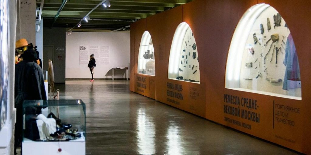 Москвичи могут познакомиться с экспозициями музеев, благодаря интернет-проекту «Музейная Москва онлайн»