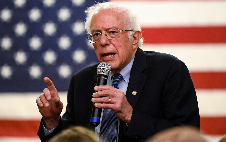 Берни Сандер заявил, что прекращает предвыборную борьбу
