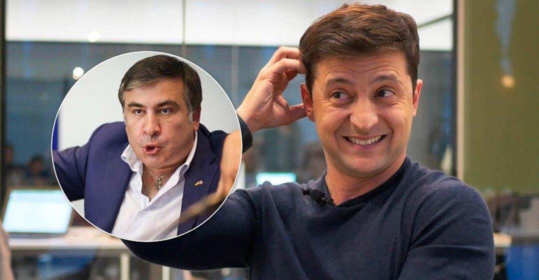 Саакашвили принял предложение Зеленского занять пост заместителя премьера Украины