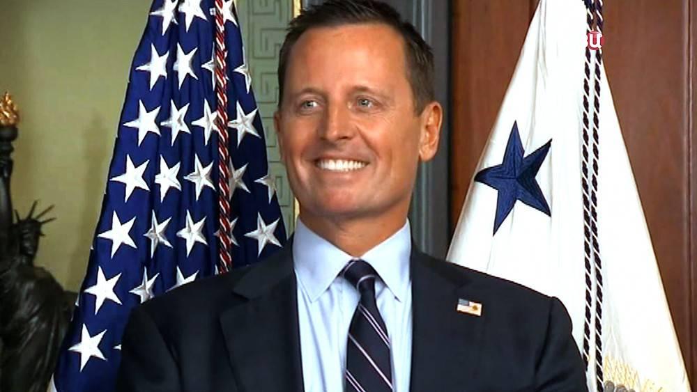 Посол накануне отставки заявил о новых санкциях против «Северного потока-2»
