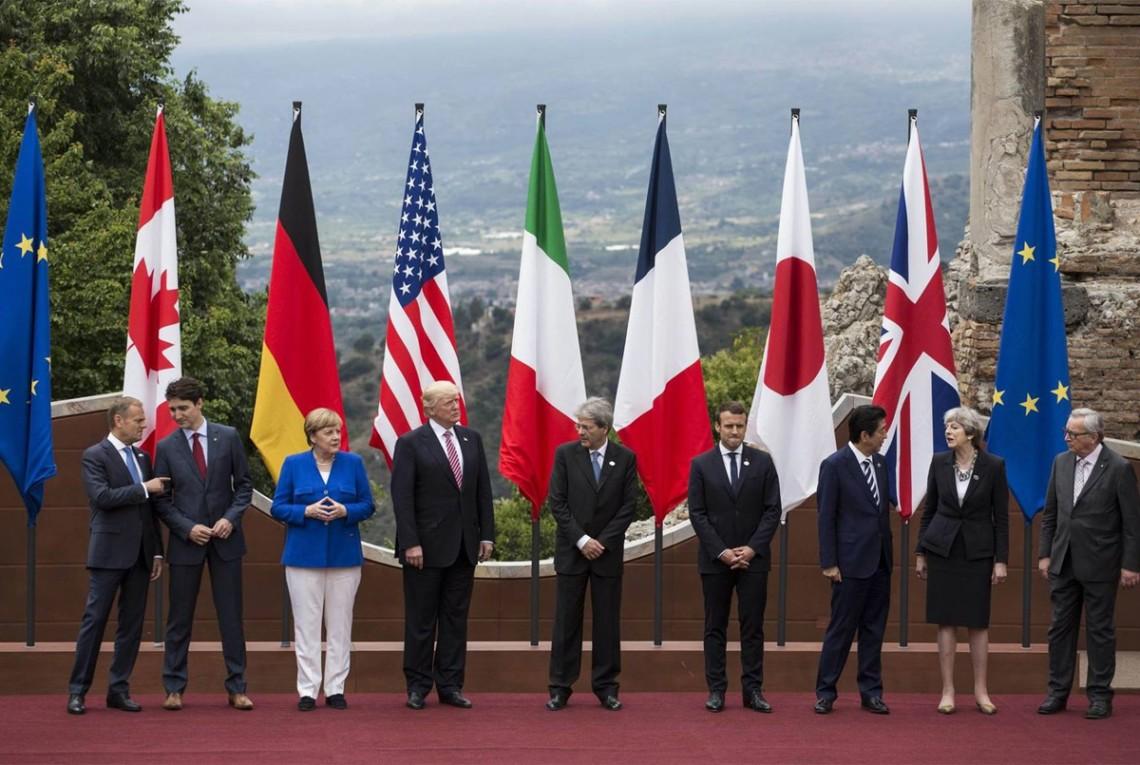 Про Большую Семёрку (G7), Россию и приглашение вернуться